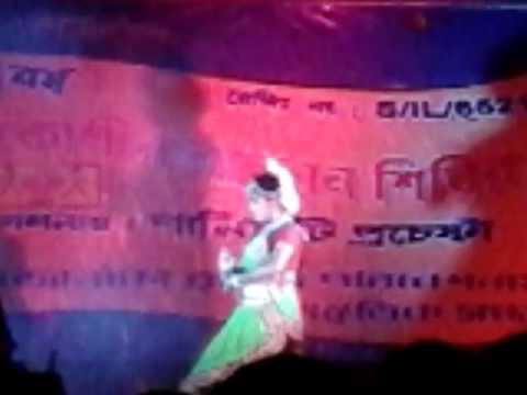 prativa cultural forum dance academy.Perform by Arpita Banerjee.