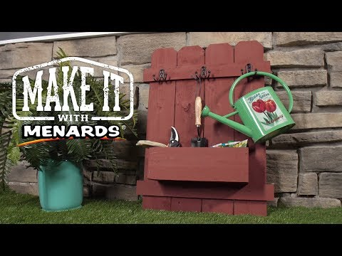 Garden Organizer - Make It Wit...