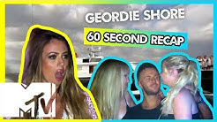 GEORDIE SHORE SEASON 11 | EPISODE 6 IN 6O SECS!! | MTV