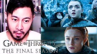 GAME OF THRONES | Season 8 | Trailer Reaction!