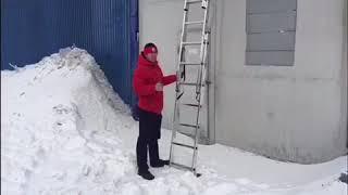 лестница Krause 123350