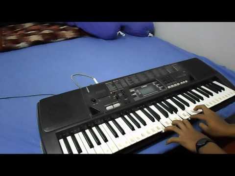 แพ้ใจ PIANO - Cover By Maxx [HD]