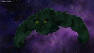 Халк стал Планетой || Халк VS Галактус