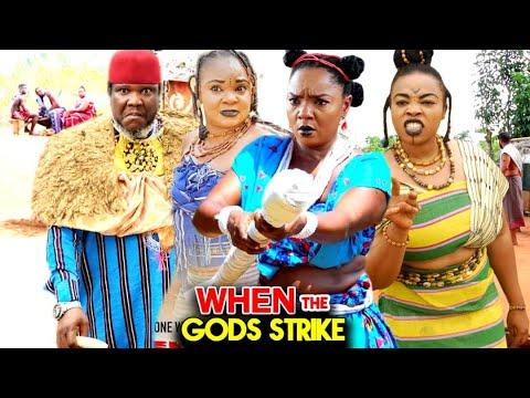 Download WHEN THE GODS STRIKE SEASON 1&2 FULL MOVIE - UGEZU J UGEZU 2021 LATEST NIGERIAN NOLLYWOOD MOVIE