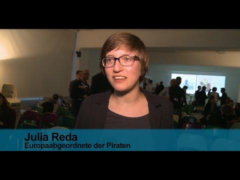 Das ABC des Freien Wissens - H = Harmonisierung. Interview Julia Reda