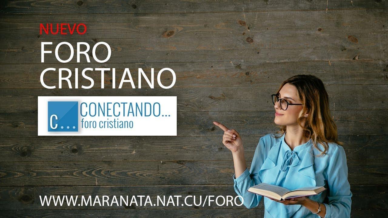 Nuevo Foro Cristiano En Cuba