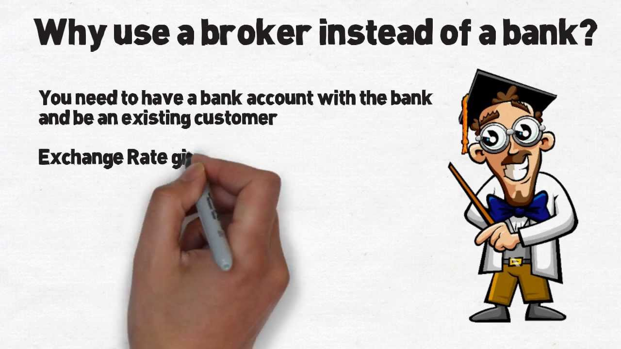 Currency Exchange Brokers Vs Banks