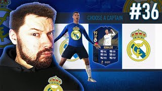 99 TOTY RONALDO!! - #FIFA18 DRAFT TO GLORY #36 thumbnail