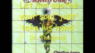 Mötley Crüe   Dr  Feelgood   Lyrics