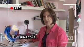 Sue Lloyd-Roberts' diary: Life after leukaemia diagnosis - BBC News