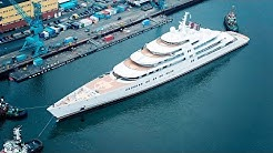 THE BIGGEST YACHTS In The World