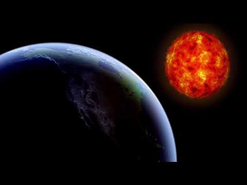 sun, universe, earth, planet, space, science, astronomy, globe, night, nasa , free videos,  royalty