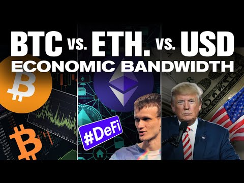 WARNING! BTC & ETH Are Going To War Over Economic Bandwidth!!