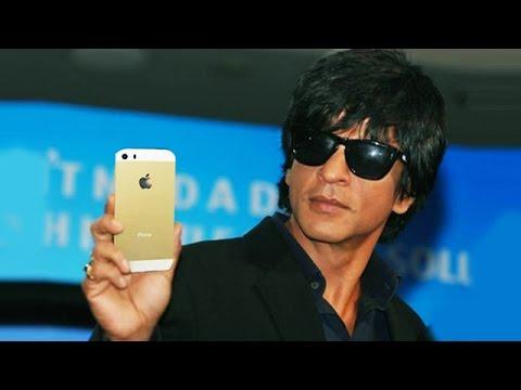 Shah Rukh Khan To Be Apple's Indian Brand Ambassador