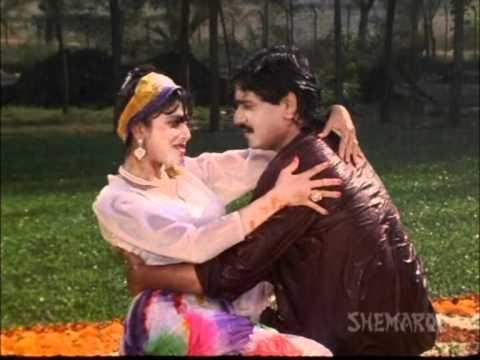 Kosaltya Pawasat - Dokyala Taap Nahi - Laxmikant Berde - Varsha Usgaonkar - Superhit Marathi Movie