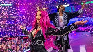 Sasha Banks' greatest moments: WWE Playlist