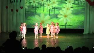 Група сучасних танців (3-4 роки)