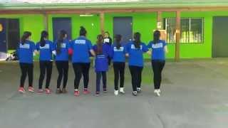 Danza griega soufliotouda colegio El Quillay