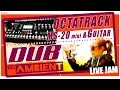 Download Octatrack DUB vs AMBIENT Korg MS-20 mini Volca Guitar LIVE JAM (Elektron Jomox) #28 MP3 song and Music Video