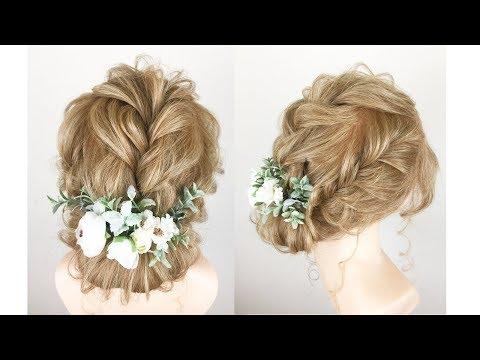 Kiểu Tóc Cô Dâu   Tóc Dự tiệc   Hướng Dẫn Kiểu Tóc Búi Trễ Đẹp Nhất   Best Bridal Hair Ideas in 2020