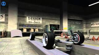 Настройка подвески под дрифт в SLRR