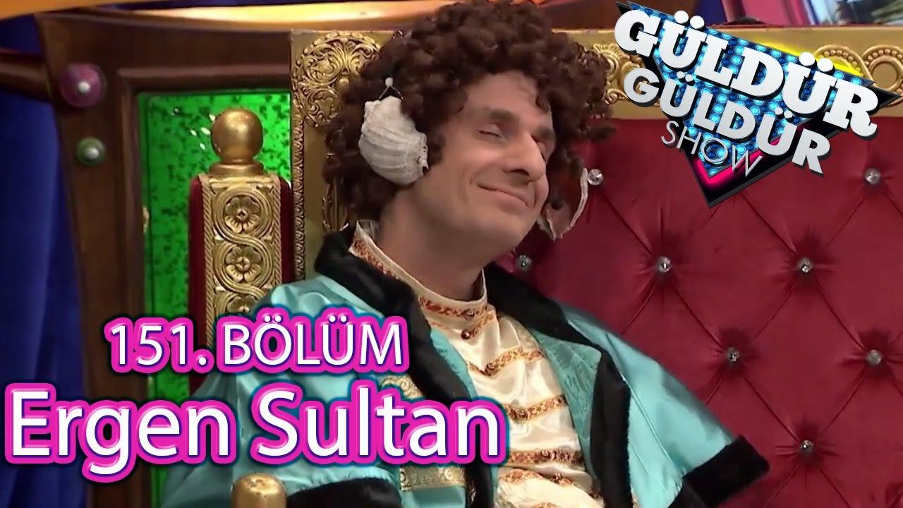 Güldür Güldür Show 151. Bölüm, Ergen Sultan