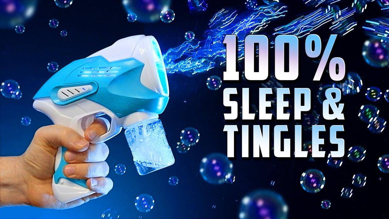 ASMR 100% Sleep & Tingle Guarantee Because the Triggers are Just Too Good