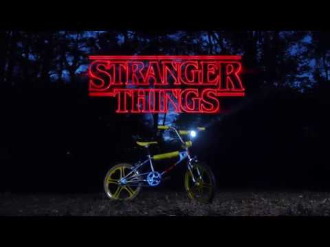 The Bicycles Behind Those Epic Escapes on 'Stranger Things'