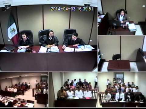 JUICIO ORAL HOMICIDIO CALIFICADO:  FALLO- VIDEO 4