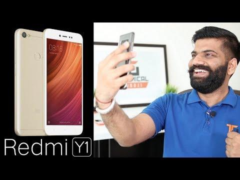 Xiaomi Redmi Y1 Selfie Phone - Best Budget Selfie? My Opinions