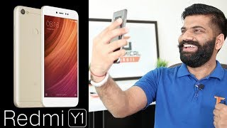 Xiaomi Redmi Y1 Selfie Phone - Best Budget Selfie? My Opinions