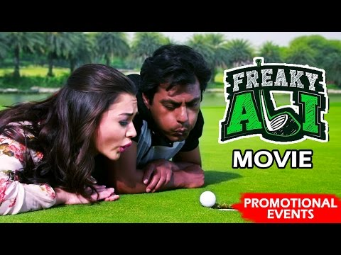 Freaky Ali Movie 2016 | Promotional Events...