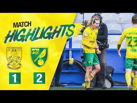 Sheffield Wed Norwich Goals And Highlights