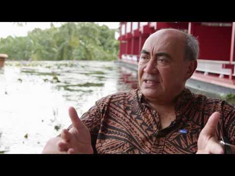 Pacific Islanders Lead Seasteading