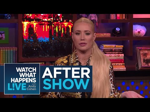 After Show: Would Iggy Azalea Collaborate With Cardi B? | WWHL