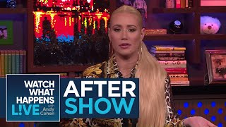 after show would iggy azalea collaborate with cardi b? wwhl