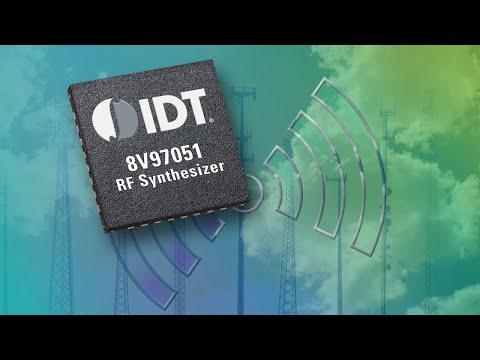 idt-8v97051-wideband-rf-synthesizer/pll