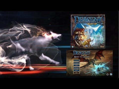 Настольная игра Descent: Странствия во Тьме (Journeys In The Dark). Восстание всех Гоблинов 1