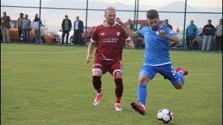 Erzurumspor hazırlık maçında Elazığspor'u yendi