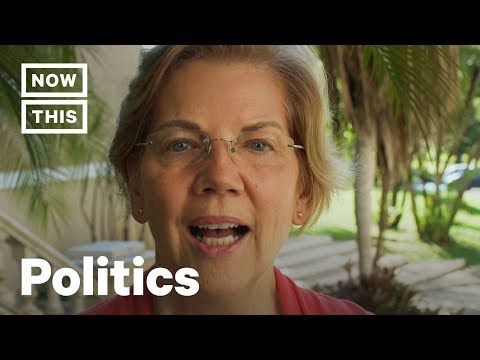 Why Elizabeth Warren Visited Puerto Rico | NowThis | NowThis Mp3
