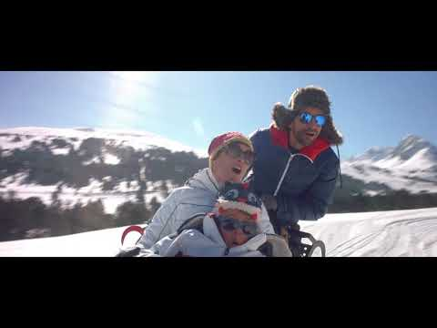 Winter in Andorra English