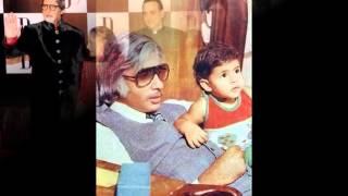 Actor Amitabh Bachan rare and unseen video