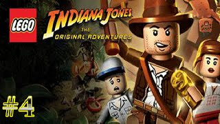 Прохождение! LEGO Indiana Jones The Original Adventures - Часть #4