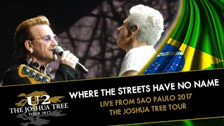 The NIGHT when BONO's voice was surpassed by the BRAZILIAN CROWD!