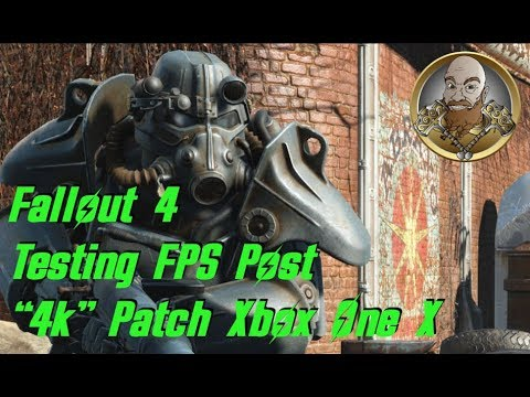 Fallout 4 FPS Issues Post 4k Patch