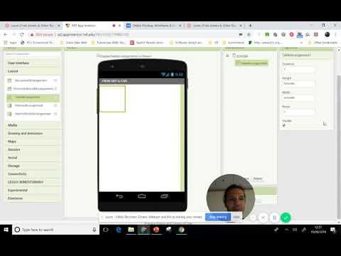 Intro To Mobile Apps 3: MIT App Inventor Tutorial - Currency Conversion App thumbnail
