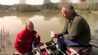 Ловля Линя. Часть 2. Рыболовные уроки Кевина Грина.