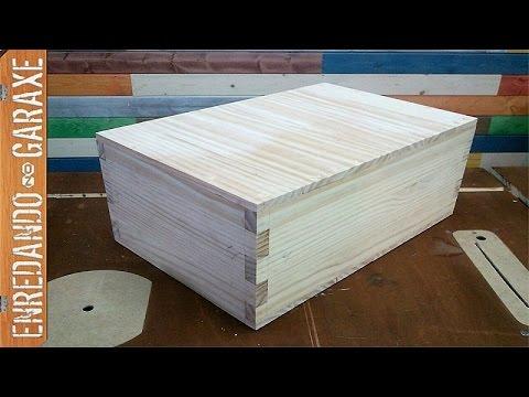 cmo hacer un pequeo bal de madera p la caja