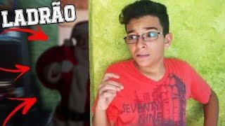 INVADIRAM MINHA CASA NO NATAL!!! | #DeniResponde19