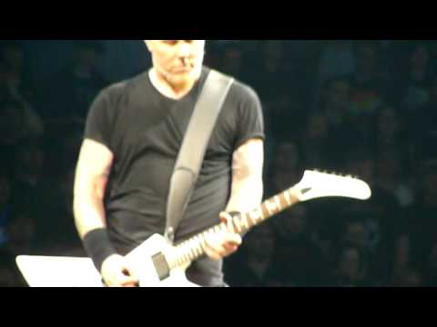 Metallica - ... And Justice For All live in Boston TD Banknorth Garden 1.18.09